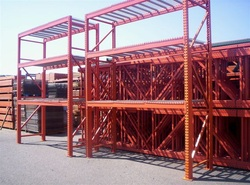 Wire Decks Amp Accessories Quot Used Warehouse Pallet Rack